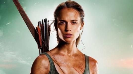 Бляскавата Алисия Викандер се завръща с нов Tomb Raider филм