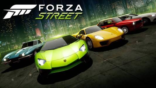 С Forza Street смартфонът ви мирише на бензин. Безплатно (ВИДЕО)