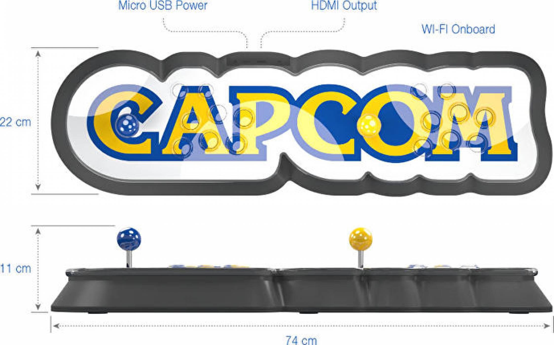 Capcom се включва в истерията с мини конзолите с уникално предложение (ВИДЕО)