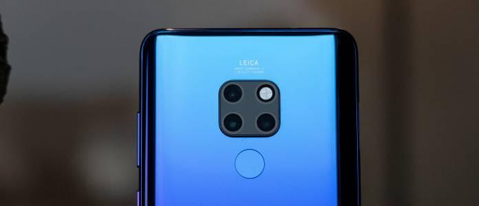 Huawei комбинира Mate 20 X и 5G връзка в нов модел