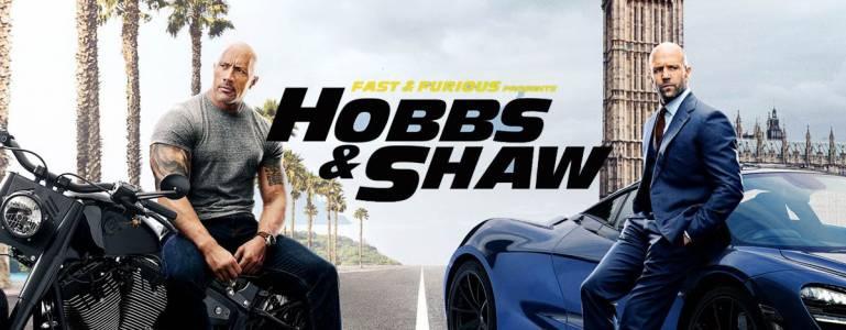 Новият трейлър на Fast & Furious Presents: Hobbs & Shaw КЪРТИ!