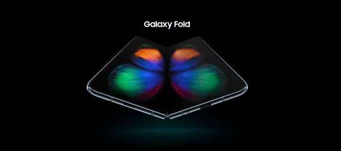Има ли проблем със здравината дисплеят на Samsung Galaxy Fold?