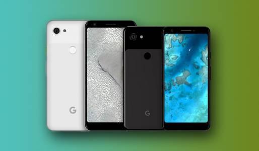 Без тайни: Google Pixel 3a и 3a XL вече в официални рендъри