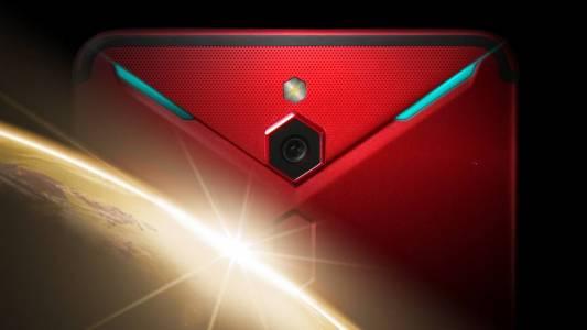 Вграден вентилатор охлажда могъщия nubia Red Magic 3