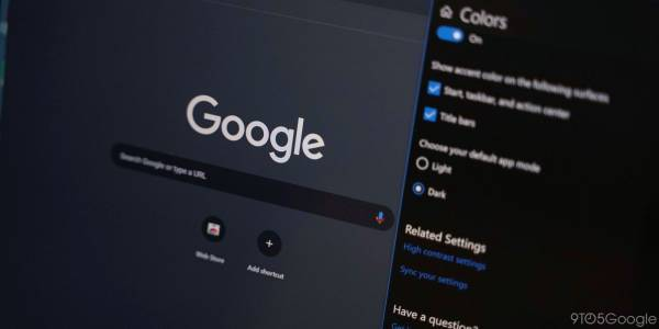 Тъмен режим за Chrome - вече официално