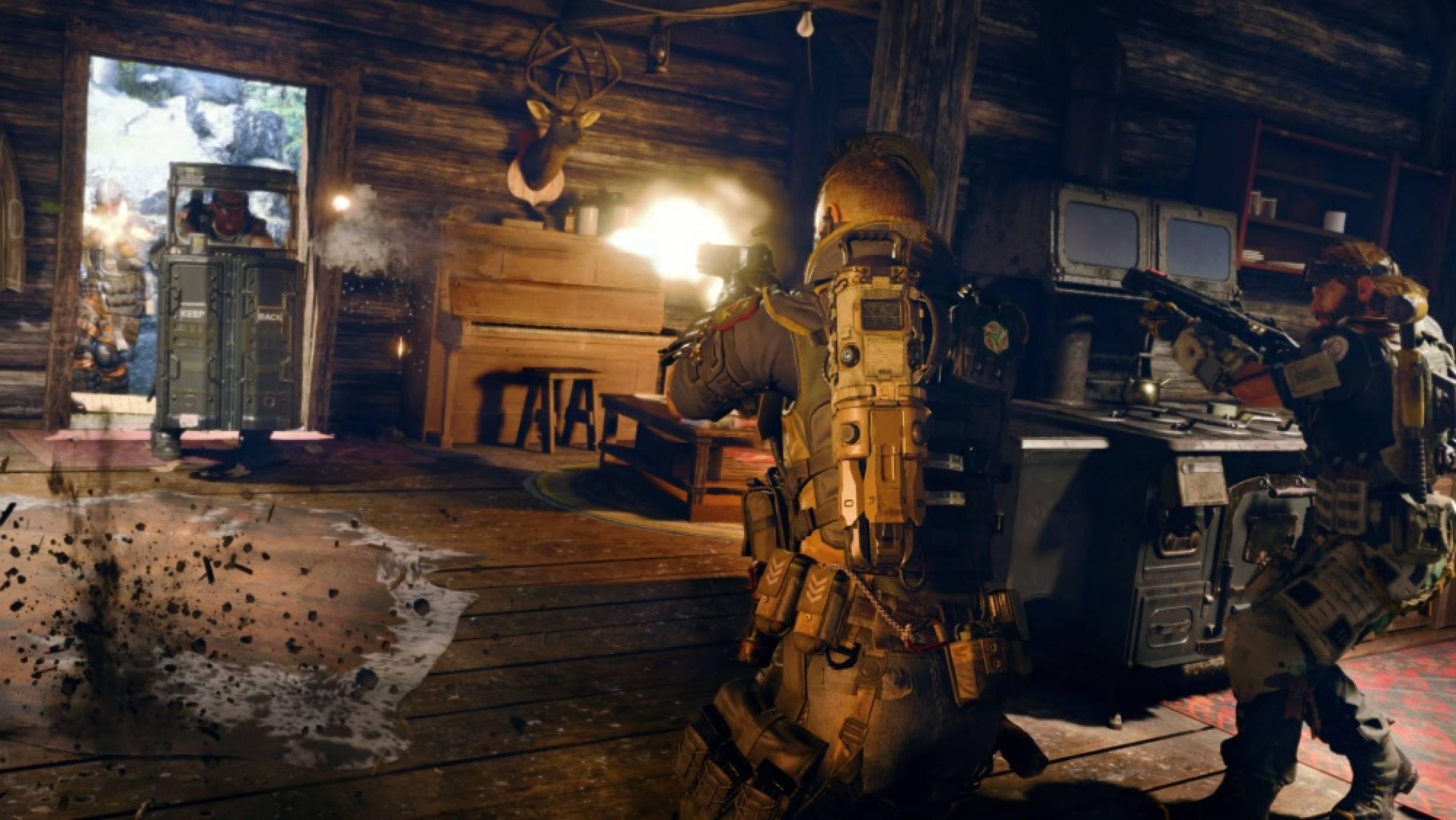 Кои са тези хора, които играят новата Call Of Duty, която дори не е обявена?