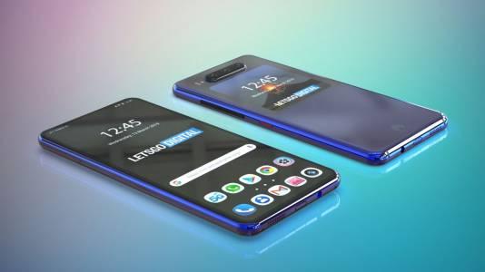 Дори самата идея за Huawei Mate 30 с втори дисплей е еднакво луда и секси (СНИМКИ)