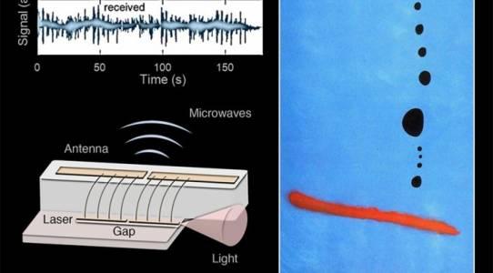 Първото лазерно радио в света е стъпка към супербърз WiFi навсякъде