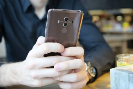 Това е първият смартфон на Huawei с изскачаща селфи камера
