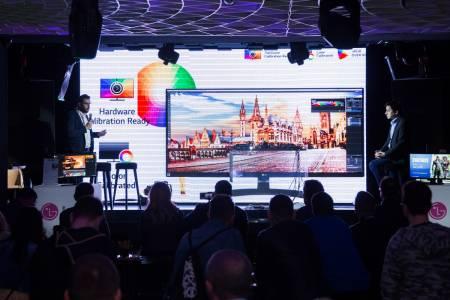 Нови монитори за гейминг от LG