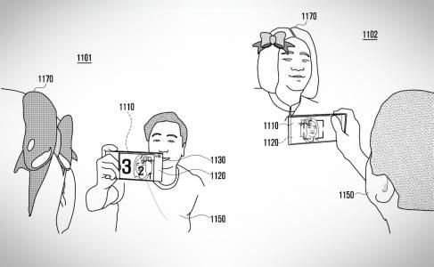 Samsung си представя дисплей, който обхваща целия телефон