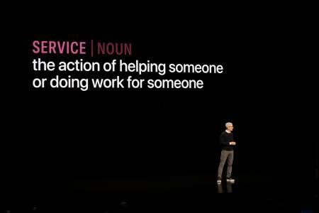 Apple вече няма нужда от iPhone?