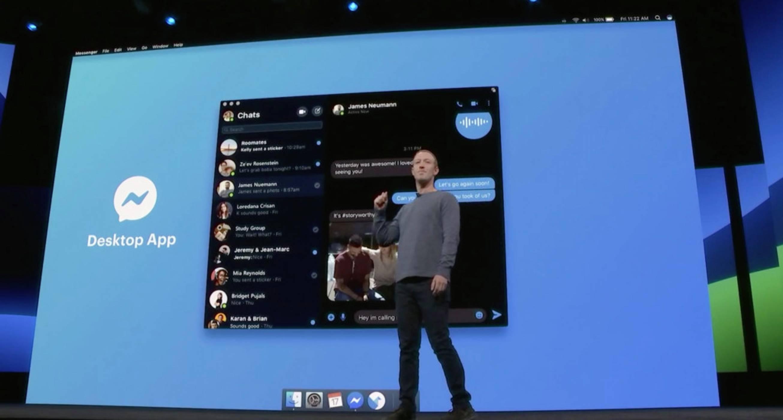 Новият редизайн на Facebook с големи промени за iOS и настолните компютри (СНИМКИ)