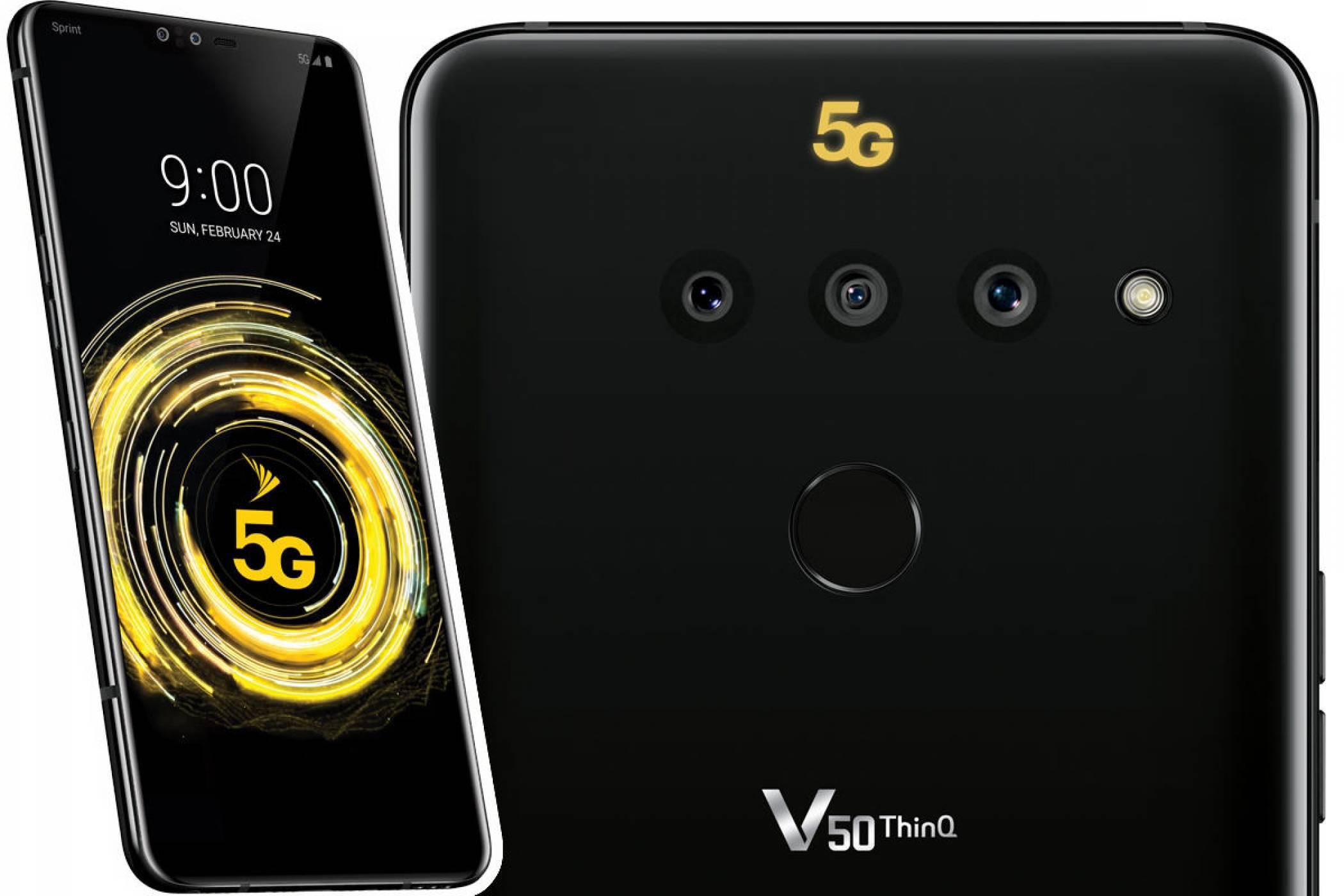 LG V50 ThinQ с официална премерна дата и 5G поддръжка