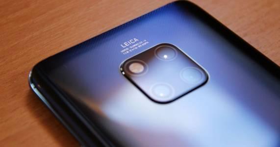 Първата информация на Huawei Mate 30 Pro ни кара да чакаме октомври с нетърпение