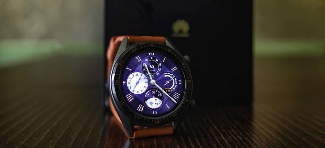 Huawei Watch GT – смарт часовник с до две седмици живот на батерията!