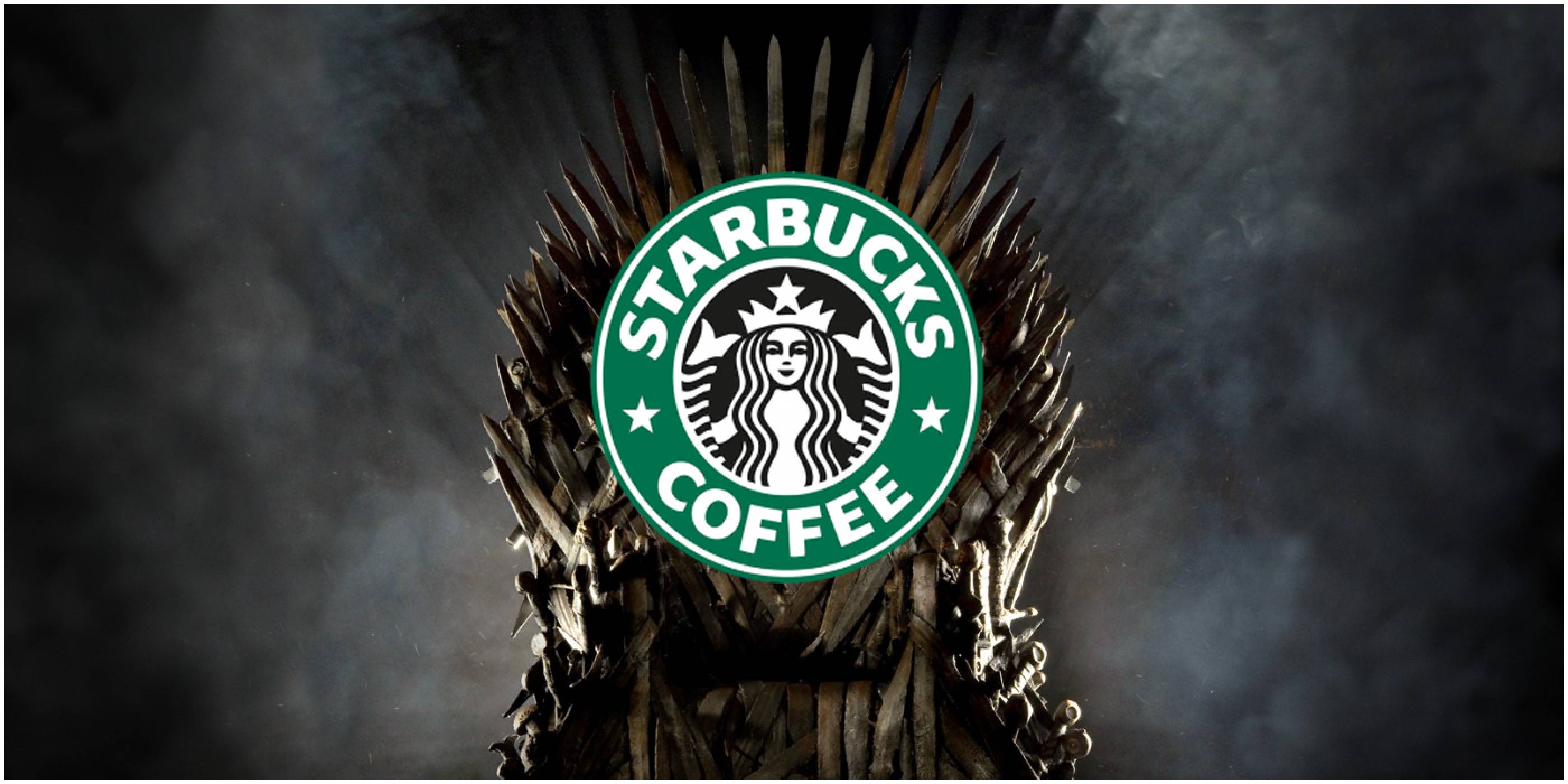 Starbucks в Game of Thrones? WTF?