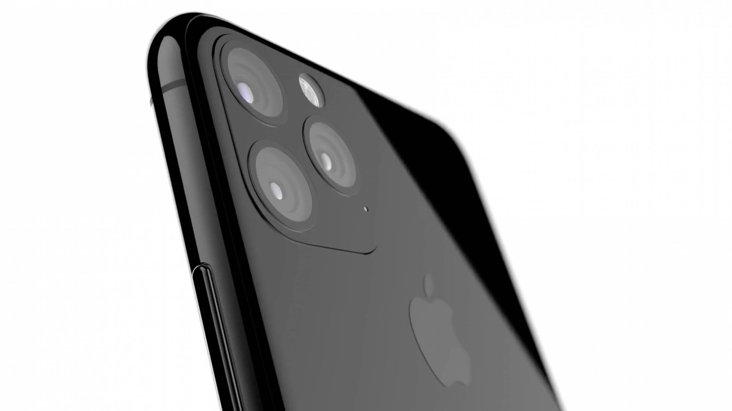 Това е дизайнът на iPhone 11. И отново се разчита на прорез? (ВИДЕО)