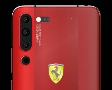 Едно Lenovo с цвят червен: флагманът Z6 Pro Ferrari Edition