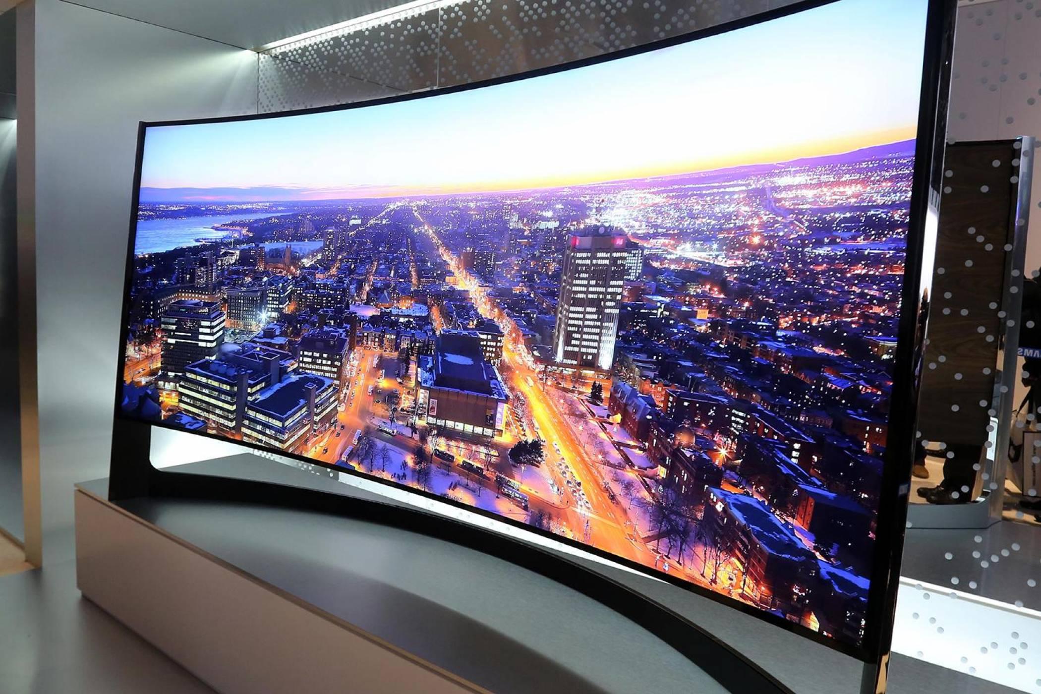 Кога да очакваме OLED телевизорите на Samsung?