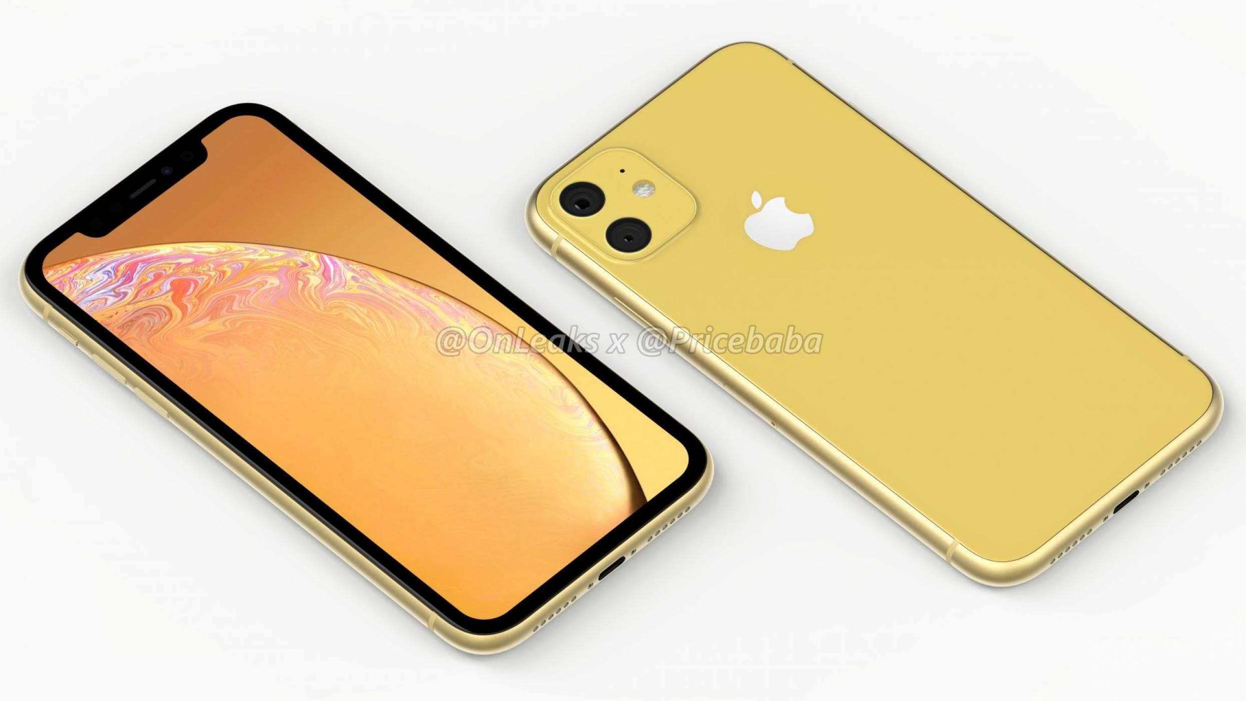 Изтече и дизайнът на iPhone 11R. Подутината владее! (СНИМКИ)