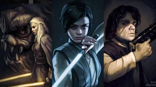 """Сблъсък на вселени: създателите на """"Игра на тронове"""" правят """"Междузвездни войни"""""""