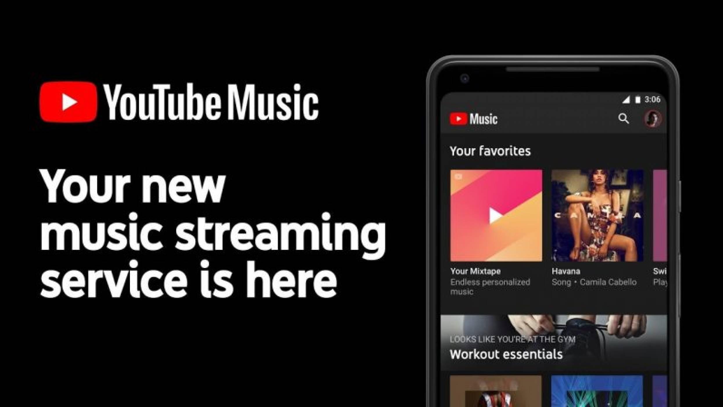 YouTube Music и YouTube Premium стартират в България