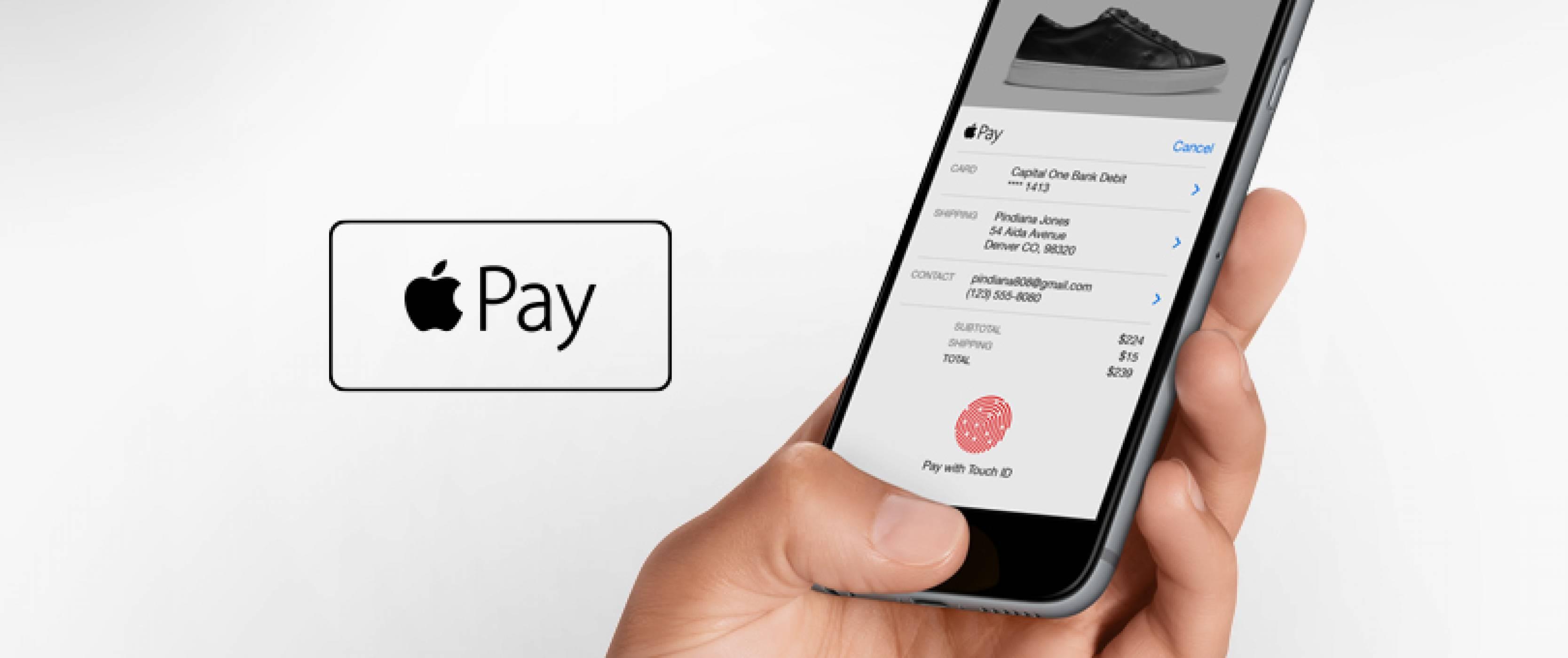 Apple Pay пристига в България