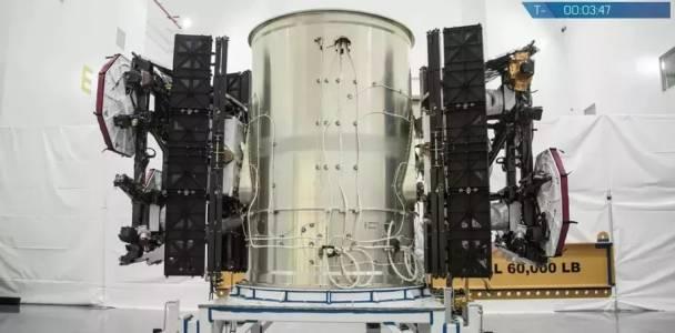 Полетът на първите 60 сателита на SpaceX от масивния проект за интернет достъп - отложен за 05:30 сутринта (ВИДЕО)