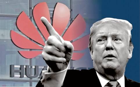 Тръмп обяви Huawei за Национален враг № 1!