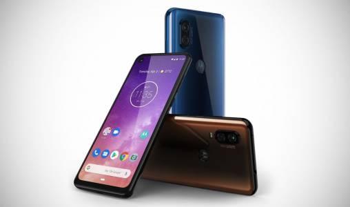 One Vision. Но от Motorola, не от Queen