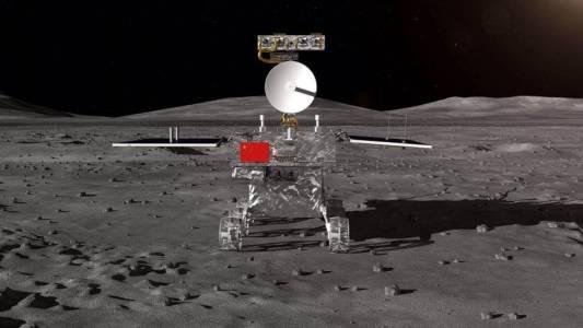 Китайската сонда откри мистериозени материали на Луната