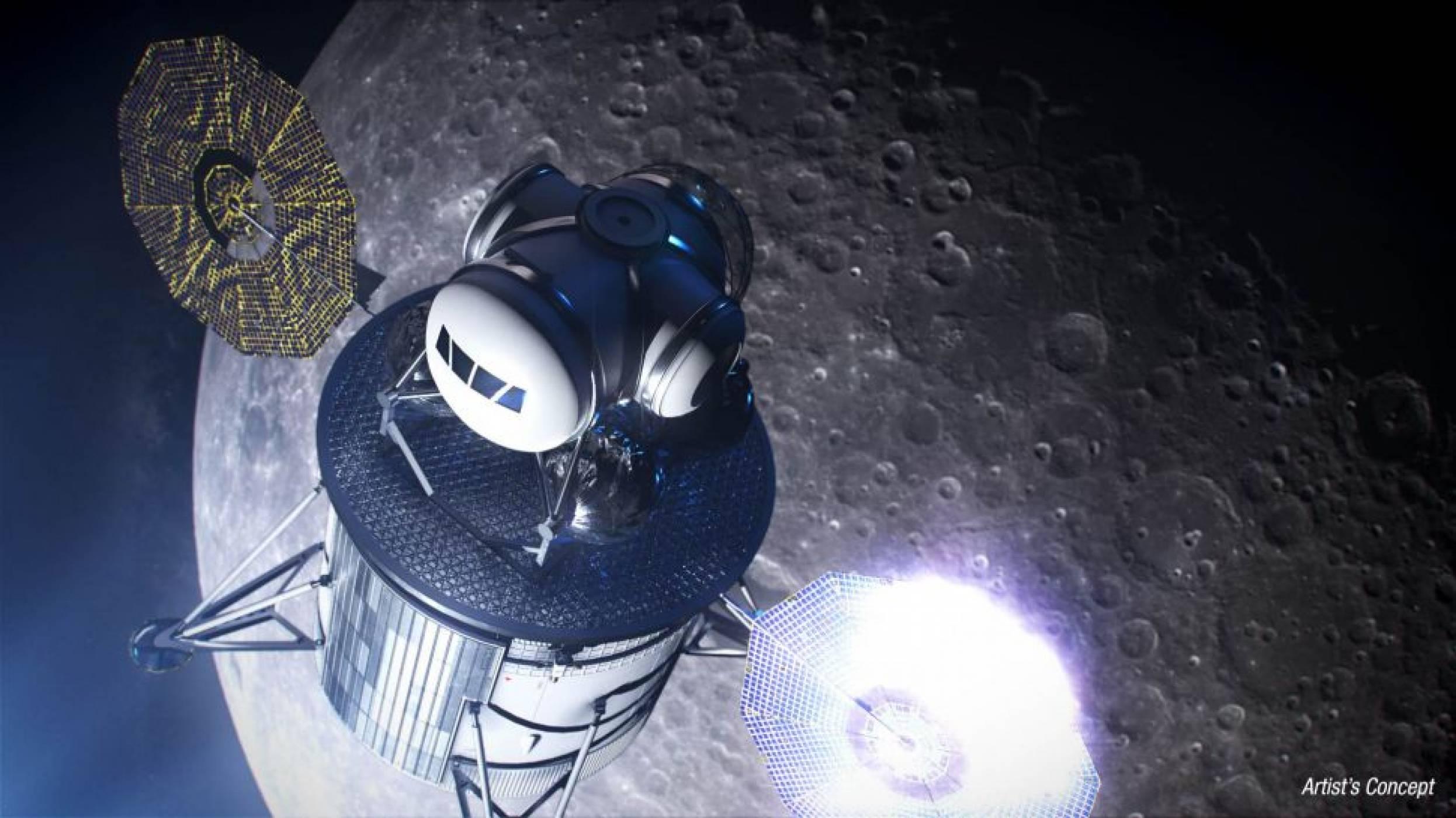 Частници помагат на NASA за първата стъпка на Луната