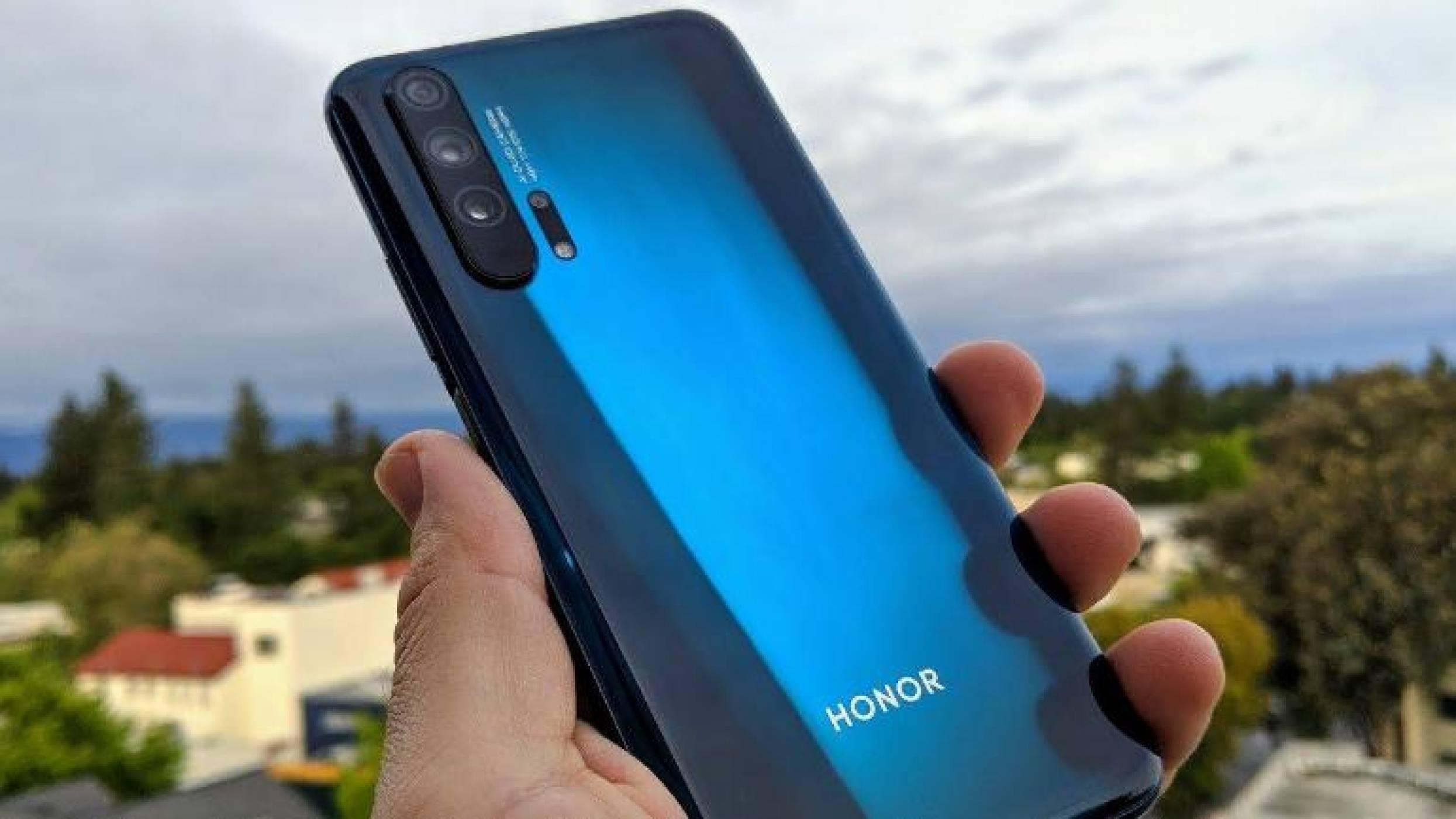Honor 20 Pro стигна OnePlus 7 Pro точно под върха на DxOMark