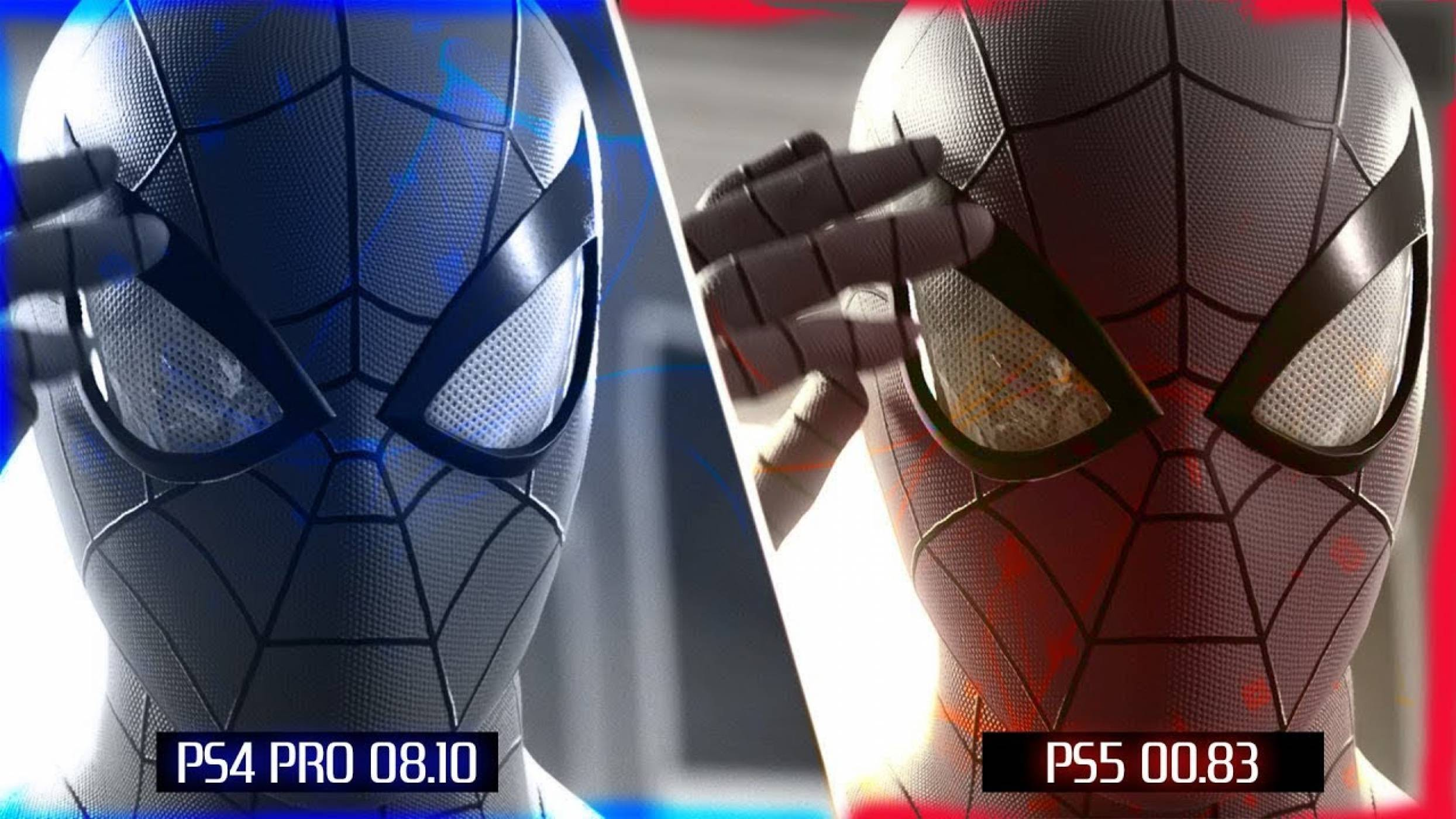 Първо сравнение между PlyaStation 5 и PlayStation 4 Pro. Ще останете впечатлени (ВИДЕО)