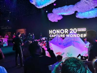 """Honor 20 и Honor 20 Pro ще се опитат да бъдат новите """"достъпни"""" флагмани"""