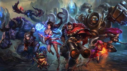 Феноменът League of Legends скоро в джоба ви