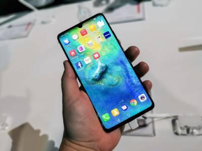 Телефоните на Samsung и Xiaomi привличат интерес за сметка на тези на Huawei