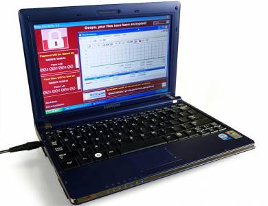 Лаптоп с най-опасните вируси на света се продаде за 1.3 млн. долара