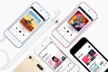 След 4 години чакане: нов iPod Touch със скромни подобрения