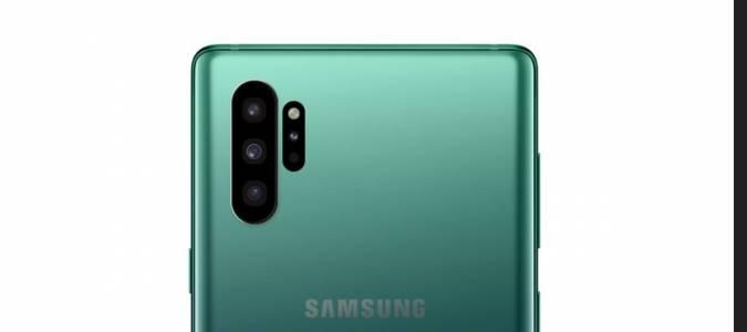 Това ли е магическата камера на Galaxy Note 10?