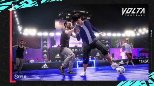 Уличният футбол се завръща във FIFA 20 на 27 септември