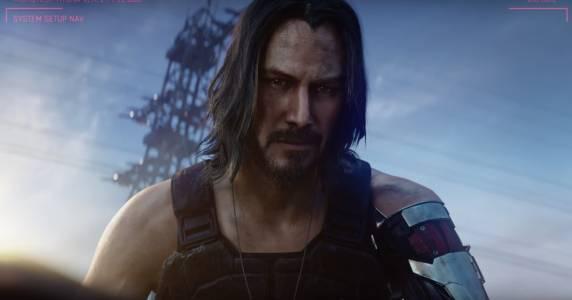 Cyberpunk 2077 идва през април 2020 г. и Киану Рийвс е в нея