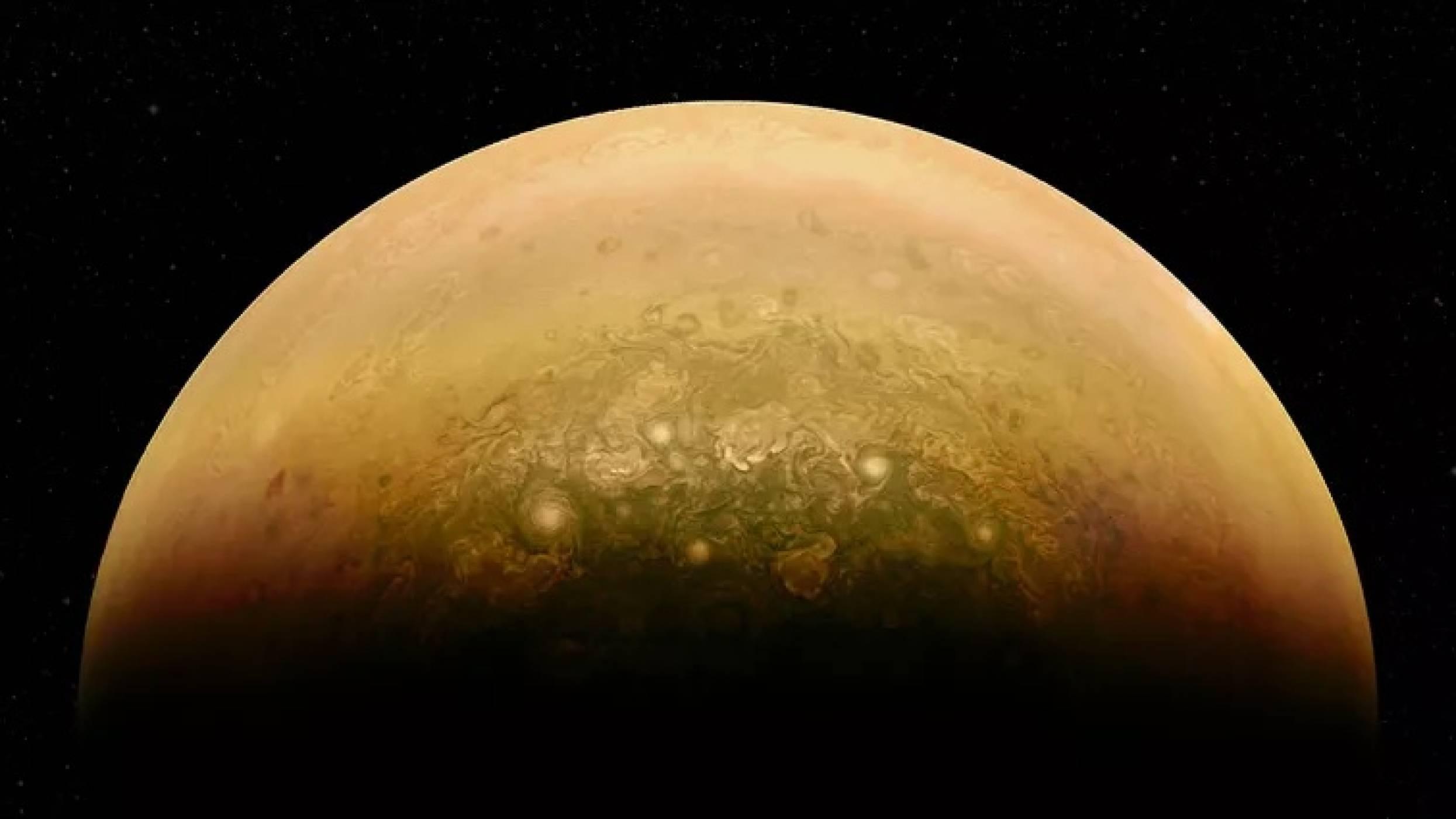 Юпитер е толкова близо до Земята сега, че можете да го видите с бинокъл