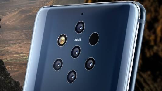 1, 2, 3... Sony прави смартфон с 6 камери