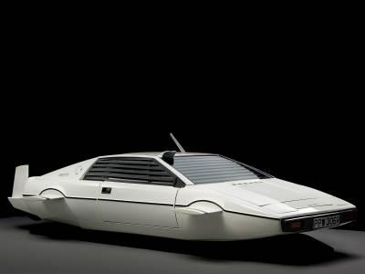 Tesla притежава дизайн и за подводен автомобил