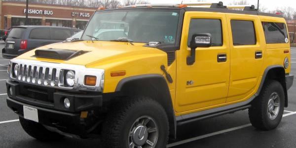 Бензиновият гигант Hummer минава на ток?