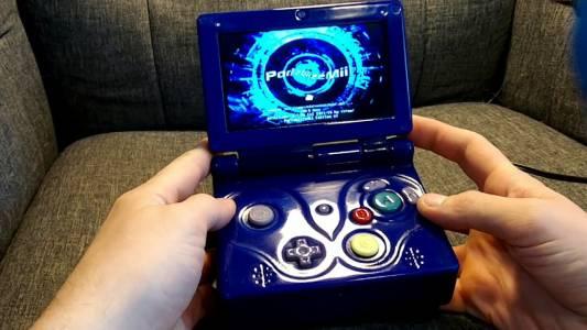 Комбинацията от Wii и GameCube в портативна форма е сбъдната геймърска мечта (ВИДЕО)