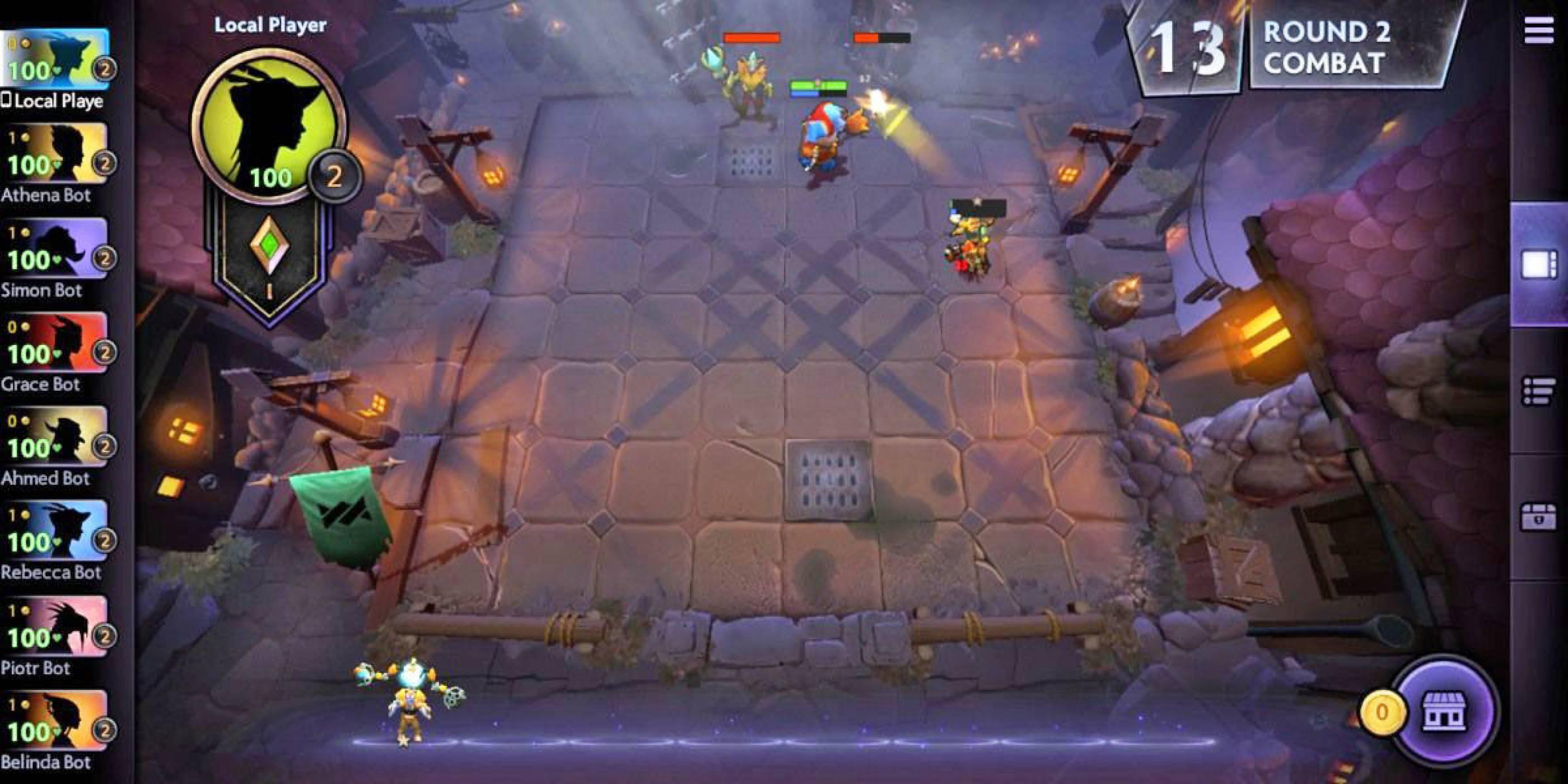 Не губете време: Dota Underlords излезе за Android, iOS и PC