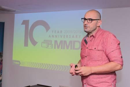 MMD отпразнува своята 10-годишнина в Банско